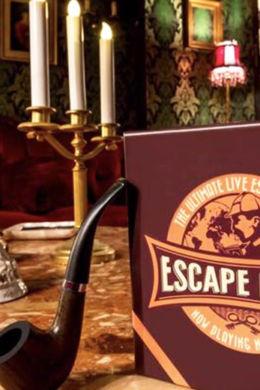 escape game clermont