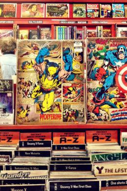 Evil One Comics Shop clermont