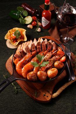 top bar tapas Clermont Auvergne restaurant nourriture