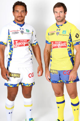 maillot asm rugby