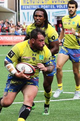 meilleur joueur asm rugby
