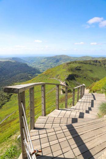 top points de vue auvergne paysages nature