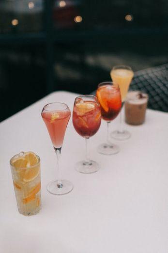 top bars à cocktails Puy-de-Dôme soirée alcool