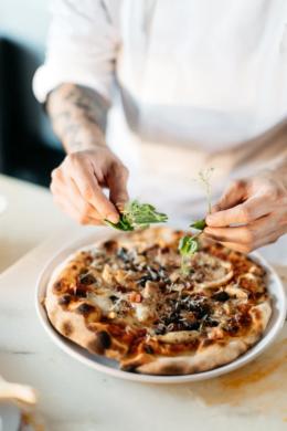 top envrai auvergne Clermont-Ferrand pizzas