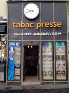 Bureau de tabac #3